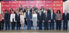 Secretary-General Zurab Pololikashvili launched the fair alongside the King of Spain, Felipe VI.